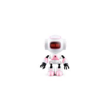 Imagem de Touch Control jjrc R9 ruby diy Smart Gesture Geuit Alloy Robot Toy rc RobotMundo Colorido