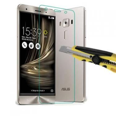 Capa Flexível + Película de Vidro Asus Zenfone 3