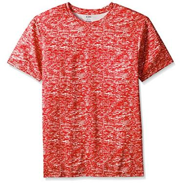 Imagem de Camiseta Soffe Melange Performance, Red Heather, Medium