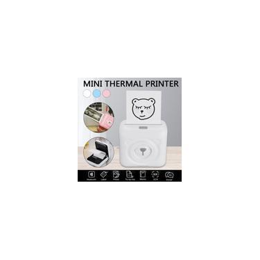Imagem de PeriPage Mini Impressora Térmica Portátil Sem Fio Bluetooth Paper Photo Pocket Printer Máquina de impressão térmica de fotos