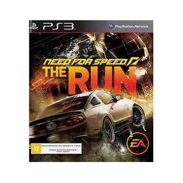 Need For Speed The Run - PS3