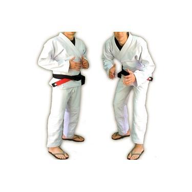 Kimono Jiu-jitsu Trançado Adulto Qualidade