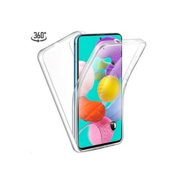 Capa Silicone Proteção 360 Samsung Galaxy M51