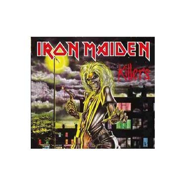 Cd Iron Maiden - Killers (1981) Remastered