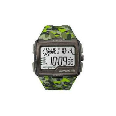 Relógio de Pulso Timex Acrílico   Joalheria   Comparar preço de Relógio de  Pulso - Zoom b39d91b811