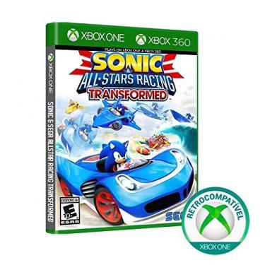 Jogo Sonic All Stars Racing Transformed - Xbox One / Xbox 360