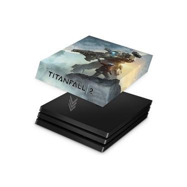 Capa Anti Poeira para PS4 Pro - Titanfall 2 #a