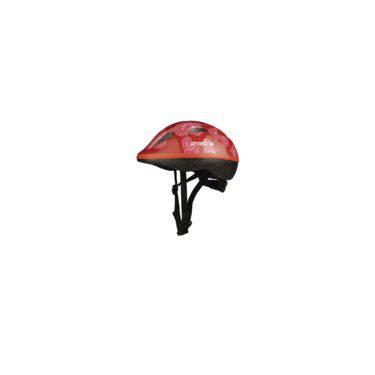 Capacete Infantil Bike Ciclista Bi039 Atrio Vermelho Pp