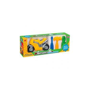 Spyrit com Ferramentas - Usual Brinquedos