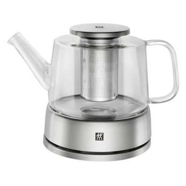 Bule para Chá Sorrento com Aquecedor e Infusor 1 Litro Zwilling J.A. Henckels