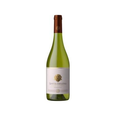 Vinho Branco Seco Santa Helena Gran Reserva - Chardonnay 750ml