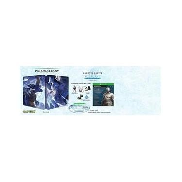 Jogo - Monster Hunter World Iceborne Master Edition Deluxe - Xbox One