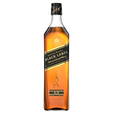 Whisky Johnnie Walker Black Label 12 Anos 750 Ml