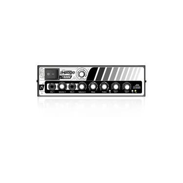 Amplificador Receiver Boog Mx2000 Estéreo Som Ambiente 300w