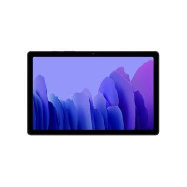 Imagem de Tablet Samsung A7 T505 4G 64GB, 3GB RAM, Tela de 10.4, Câmera Traseira 8MP, Câmera Frontal de 5MP e Android 6.5 - Grafite