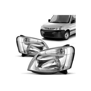 Farol Peugeot Partner 2010 2011 2012 2013 2014 2015 2016 2017 2018 2019 Eletrico