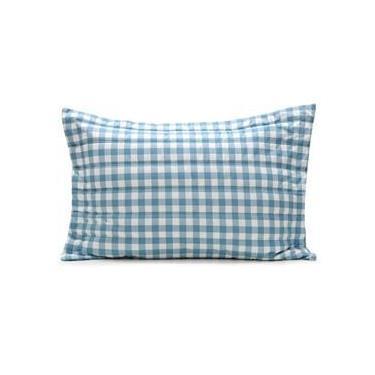 Imagem de Porta-Travesseiro Matelado  Total Mix Varanda ARTEX - Standard - Azul