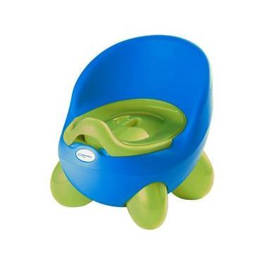 Troninho Infantil 2 em 1 Multikids Baby Learn Style BB203 – Azul