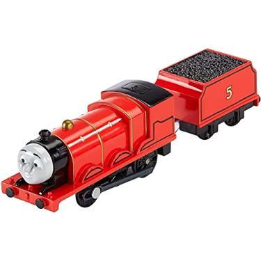 Imagem de Locomotiva Motorizada, Mattel, James, Thomas And Friends
