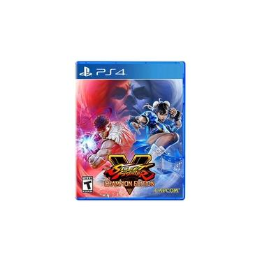 Jogo Warner Street Fighter V Champion Edition PS4 Blu-ray (CP2450AN)