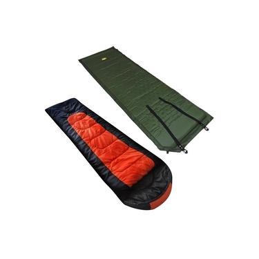 Saco de Dormir Cocoon -5ºC a 20ºC + Colchonete Autoinflável Smart Guepardo