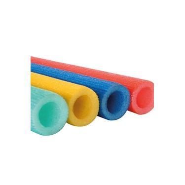 Imagem de Isotubo Blindado Para Proteção De Haste De Cama Elástica 6 Unidades