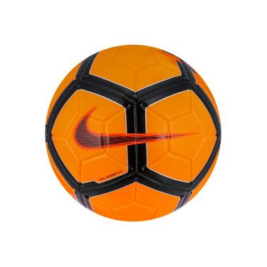 Bola de Futebol de Campo Nike Strike - LARANJA PRETO Nike 39a1ef6263a1d
