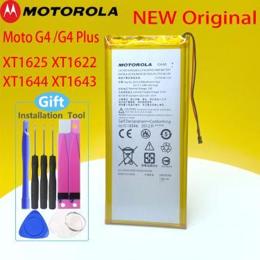 Motorola Moto G4 G4Plus XT1625 XT1622 XT1624 XT1644 XT1643 SNN5970A GA40 Novo Original Bateria Do