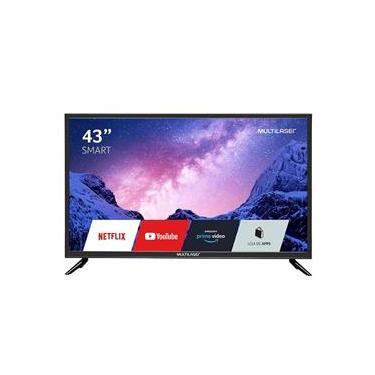 Imagem de Smart Tv 43 Polegadas Full HD TL024  Multilaser
