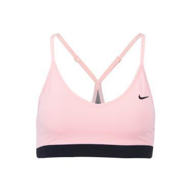 c1663365d Top Fitness com Bojo Nike Indy BRA - Adulto - ROSA CLARO Nike