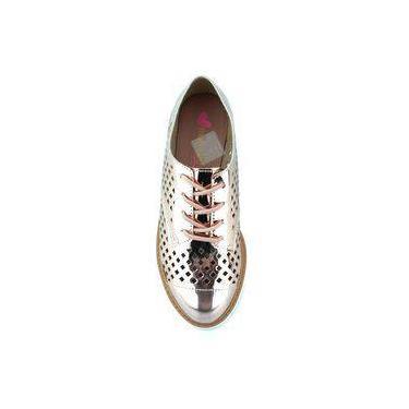 0a8166be07 Sapato Oxford Molekinha furos - 2510103 -
