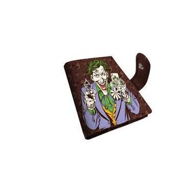 Porta Cartao Pu Dco Joker 8 X 10,5 X 1,5 Cm