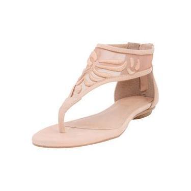 Rasteira My Shoes Tela