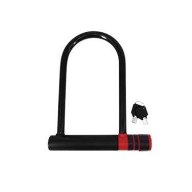 Cadeado Com Chave - U-lock 240*180mm Bi083