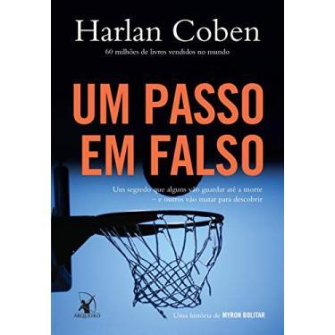Um Passo em Falso - Harlan Coben - 9788580413403