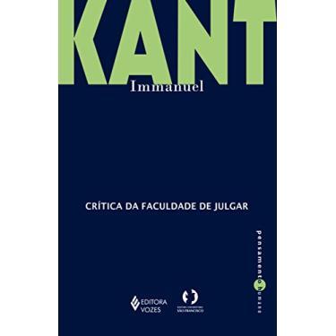 Crítica da Faculdade de Julgar - Immanuel Kant - 9788532652997