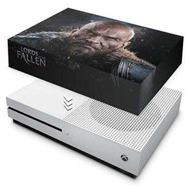 Capa Anti Poeira para Xbox One S Slim - Lords Of The Fallen