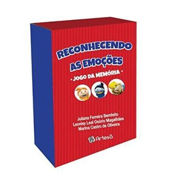 Reconhecendo as Emoções - Juliana Ferreira Bemfeito - 9788588009837
