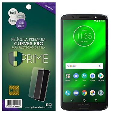 Pelicula HPrime Curves Pro para Motorola Moto G6 Plus, Hprime, Película Protetora de Tela para Celular, Transparente