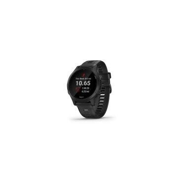 Imagem de Monitor cardíaco de pulso com GPS Garmin Forerunner 945