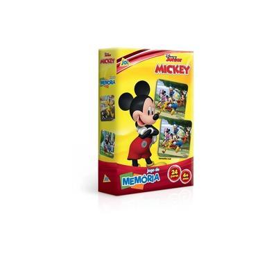 Imagem de Jogo de Memória - 24 Pares - Disney - Jak - Mickey - Toyster