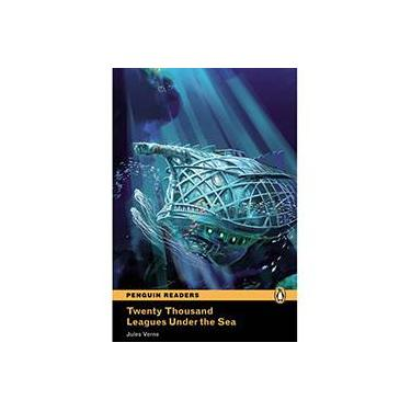 Twenty Thousand Leagues Under The Sea - Level 1 Pack CD - Penguin Readers - Verne - 9781405877992