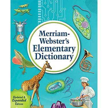 Merriam-Webster's Elementary Dictionary - Capa Dura - 9780877796763