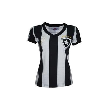 Camisa Liga Retrô Mauricio Botafogo 1989 Feminino