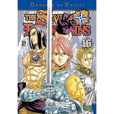 The Seven Deadly Sins - Vol. 16 - Suzuki, Nakaba - 9788545701859