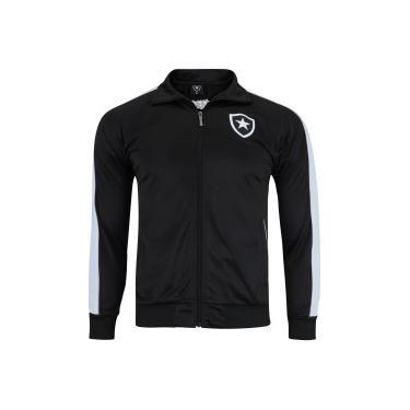 Jaqueta do Botafogo 17 - Masculina - PRETO BRANCO Xps Sports 6c7014880d68e
