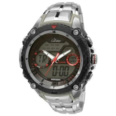 Relógio de Pulso R  229 a R  2.420 Masculino Condor   Joalheria ... 0fba6cbf8e