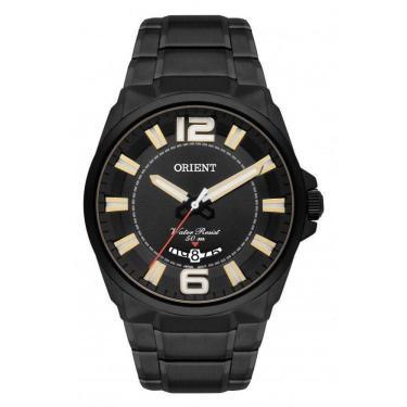 c334fa6bcc7 Relógio Masculino Orient Casual MPSS1006 P2PX - Preto