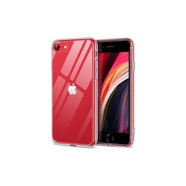 Capa Capinha iPhone Se 2020/ 8 / 7 Esr Mimic Vidro Temperado - Transparente
