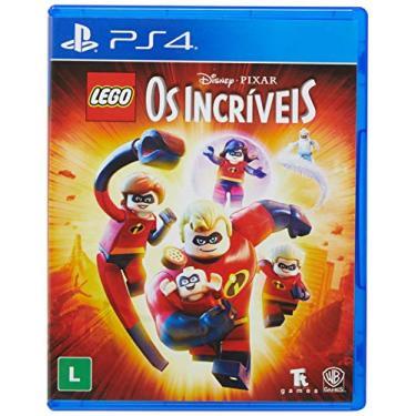Lego os Incríveis - PlayStation 4